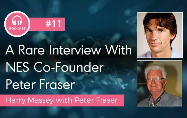 A rare interview with NES co-founder Peter Fraser - a supercharged podcast.