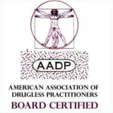 AADP Board Certified logo.