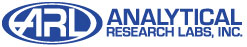 Analytical Research Labs logo.