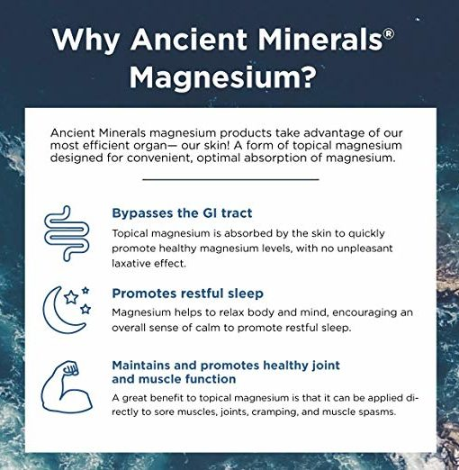 Why Ancient Minerals Magnesium?