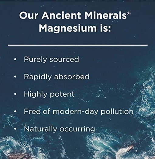 What makes Ancient Minerals Magnesium superior?