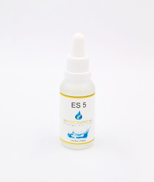 NES Auto Immune Star (ES-5) Infoceutical - bioenergetic remedy for naturally restoring healthy mind body patterns, by removing energy blockages and correcting information distortions in the body field.