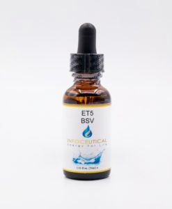NES BSV Terrain (ET-5) Infoceutical - bioenergetic remedy for naturally restoring healthy mind body patterns, by removing energy blockages and correcting information distortions in the body field.