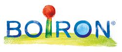 Boiron company logo.