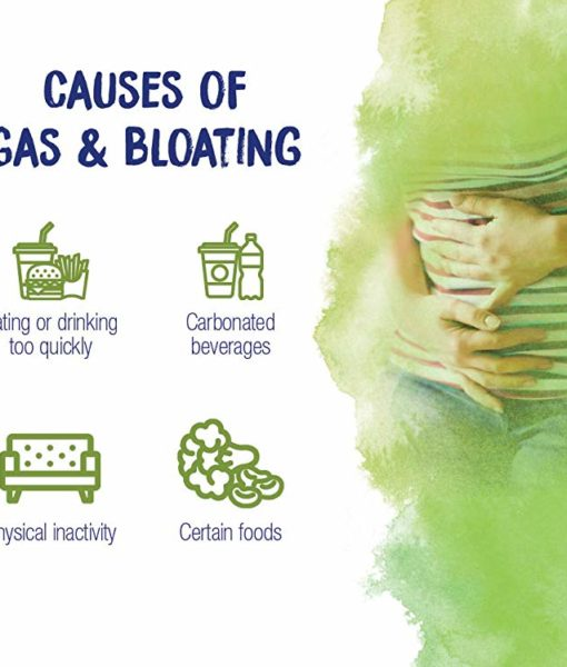 Boiron Gasalia - homeopathic remedy to relieve bloating, pressure, discomfort and pain associated with gas.