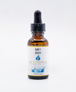 NES Brainstem Hologram (BSH) Infoceutical - bioenergetic remedy for naturally restoring healthy mind body patterns, by removing energy blockages and correcting information distortions in the body field.