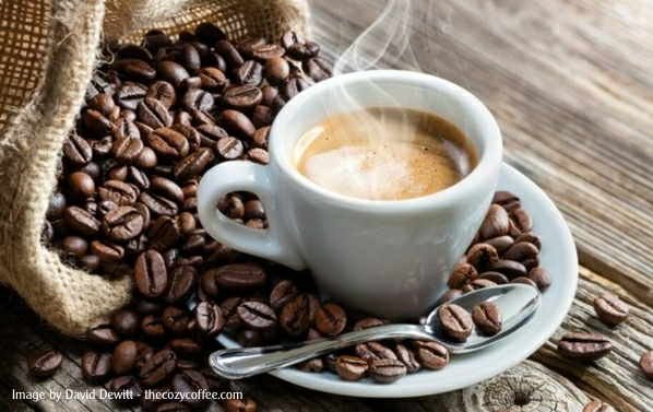 Caffeine Is NOT the energy source you think it is - Restore Your Energy with NES body-field scan and therapy you can improve your well being and health right from the comfort of your home.