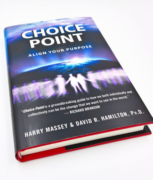 Choice Point book - an inspiring book based on the ground-breaking Choice Point film.