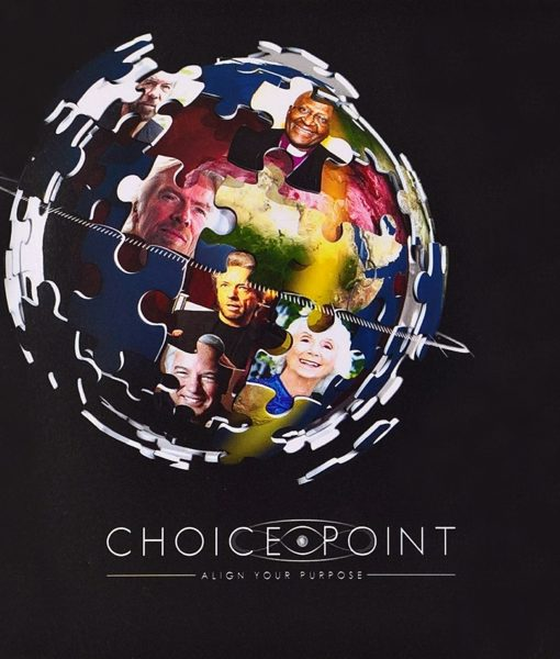 Choice Point CD - audio collection from the movie choice point: align your purpose – over 1 hour of music with a purpose.