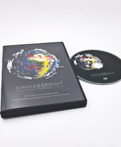 Choice Point DVD - world-class documentary on the secrets of transformational change featuring major visionaries and inspirational figures of our time.