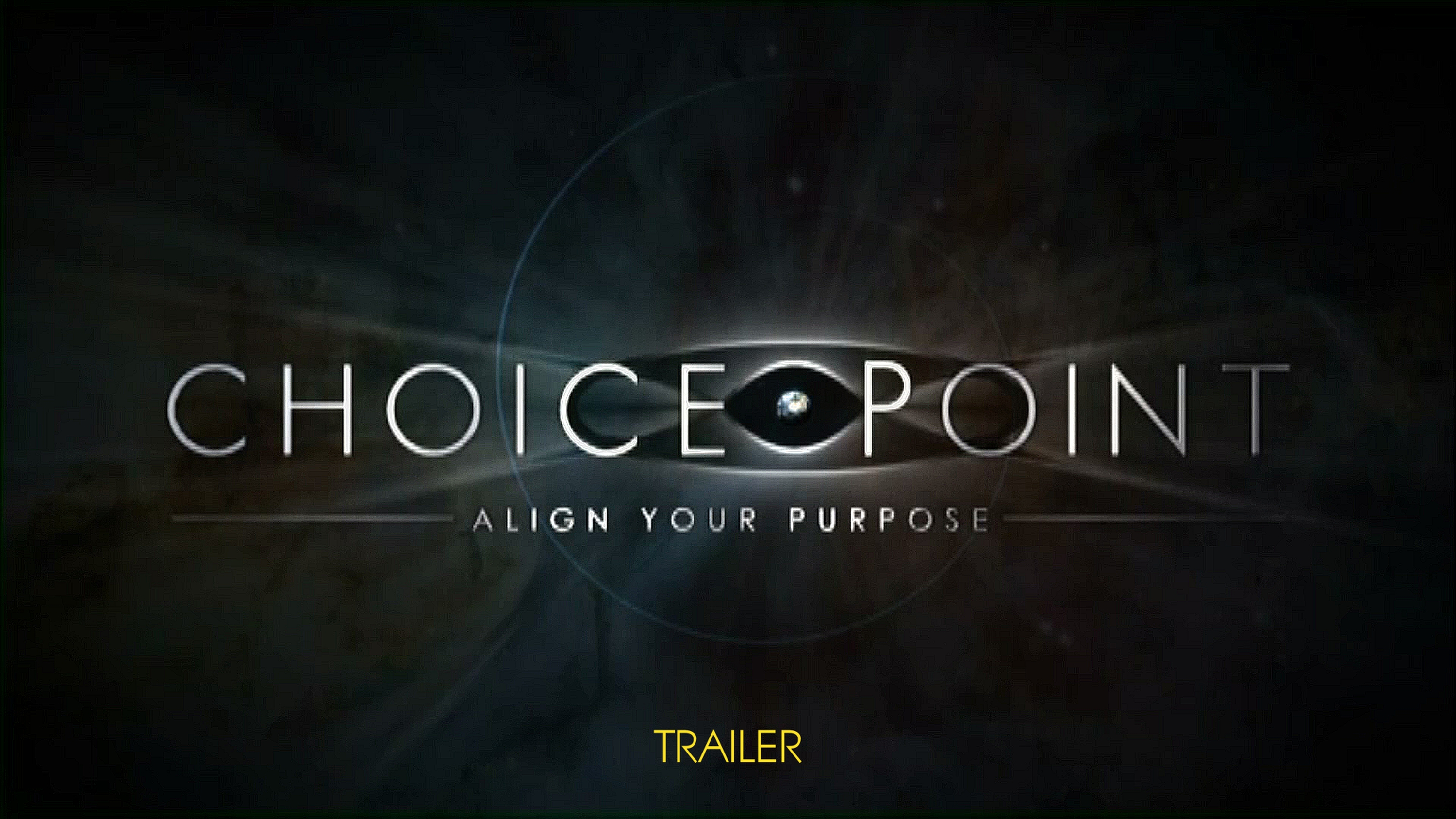Choice Point movie trailer - world-class documentary on the secrets of transformational change featuring major visionaries and inspirational figures of our time.