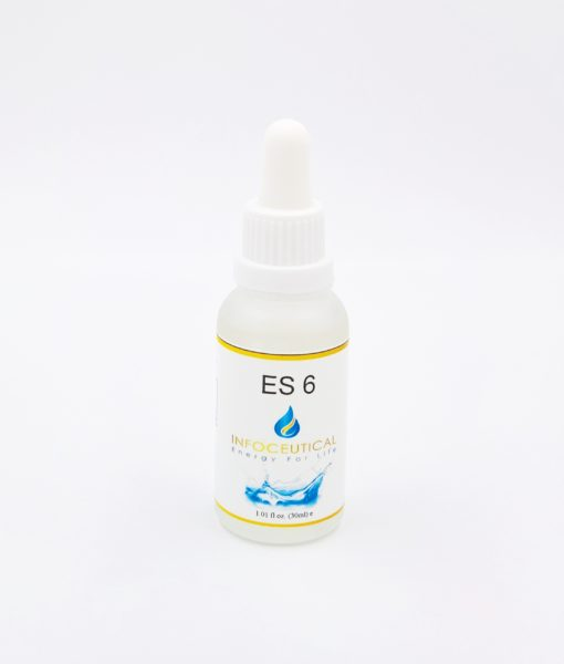 NES Circulation Lipids Star (ES-6) Infoceutical - bioenergetic remedy for naturally restoring healthy mind body patterns, by removing energy blockages and correcting information distortions in the body field.