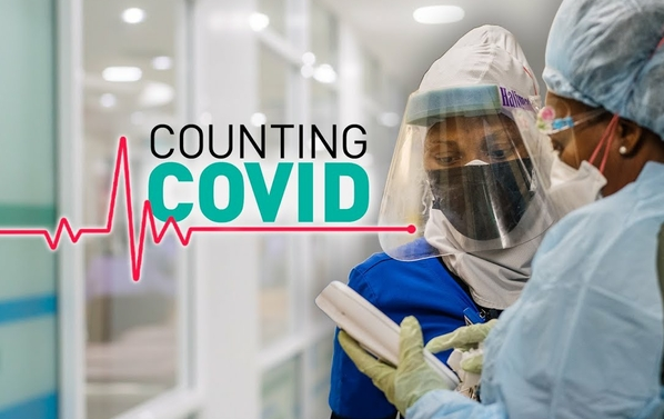 Counting COVID deaths.