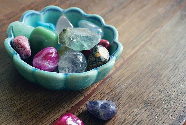 Crystal healing and bioenergetics - with NES body-field scan and therapy you can improve your well being and health right from the comfort of your home.