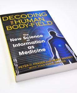 Decoding the human body field book - after decades of research, Peter Fraser and and Harry Massey describe in detail their revolutionary bioenergetic system and explain how our body field regulates our body's energy and information fields our health depends on.
