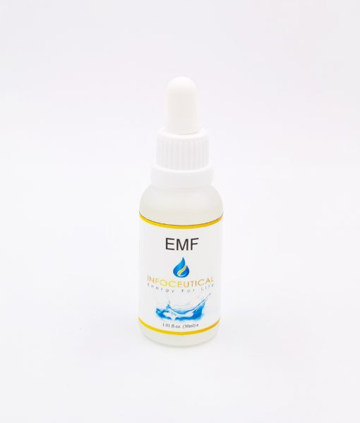 NES EMF Infoceutical - bioenergetic remedy for naturally restoring healthy mind body patterns, by removing energy blockages and correcting information distortions in the body field.