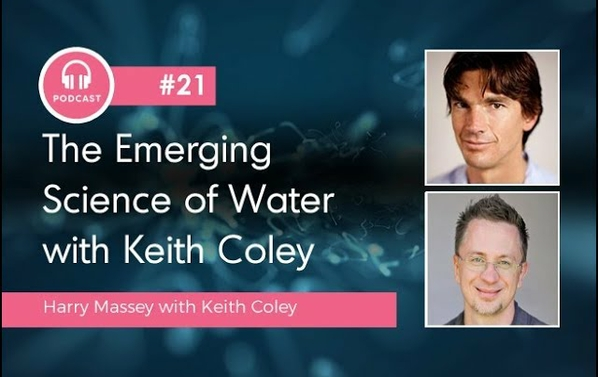 Emerging science of water - a supercharged podcast.