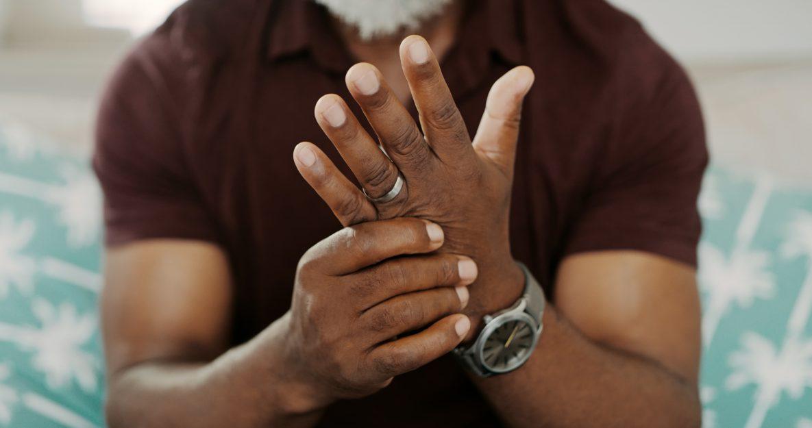 Emotions affect arthritis.