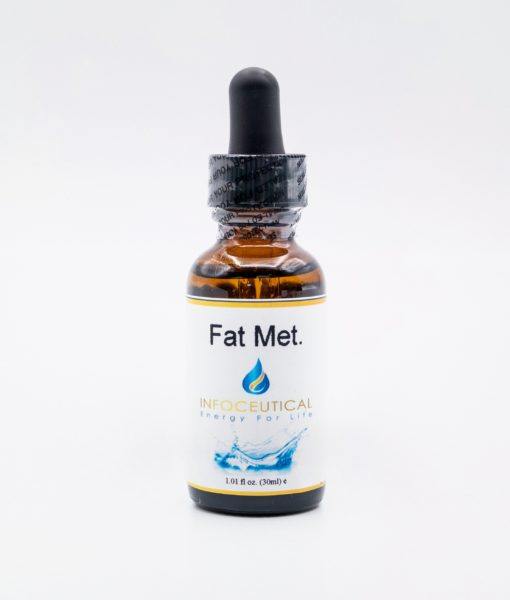 NES Fat Metabolism Infoceutical - bioenergetic remedy for naturally restoring healthy mind body patterns, by removing energy blockages and correcting information distortions in the body field.
