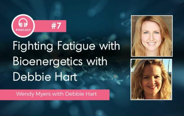 Fighting fatigue with bioenergetics - a supercharged podcast.