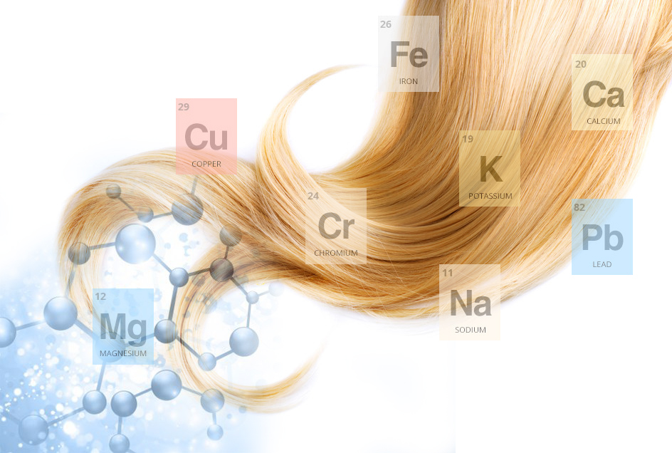 Hair analysis test - a hair tissue mineral analysis (HTMA), is a screening test that measures the mineral content of your hair providing a blueprint of one's biochemistry, and can provide pertinent information about your metabolic rate, energy levels, carbohydrate tolerance, stage of stress, immune system and glandular activity.