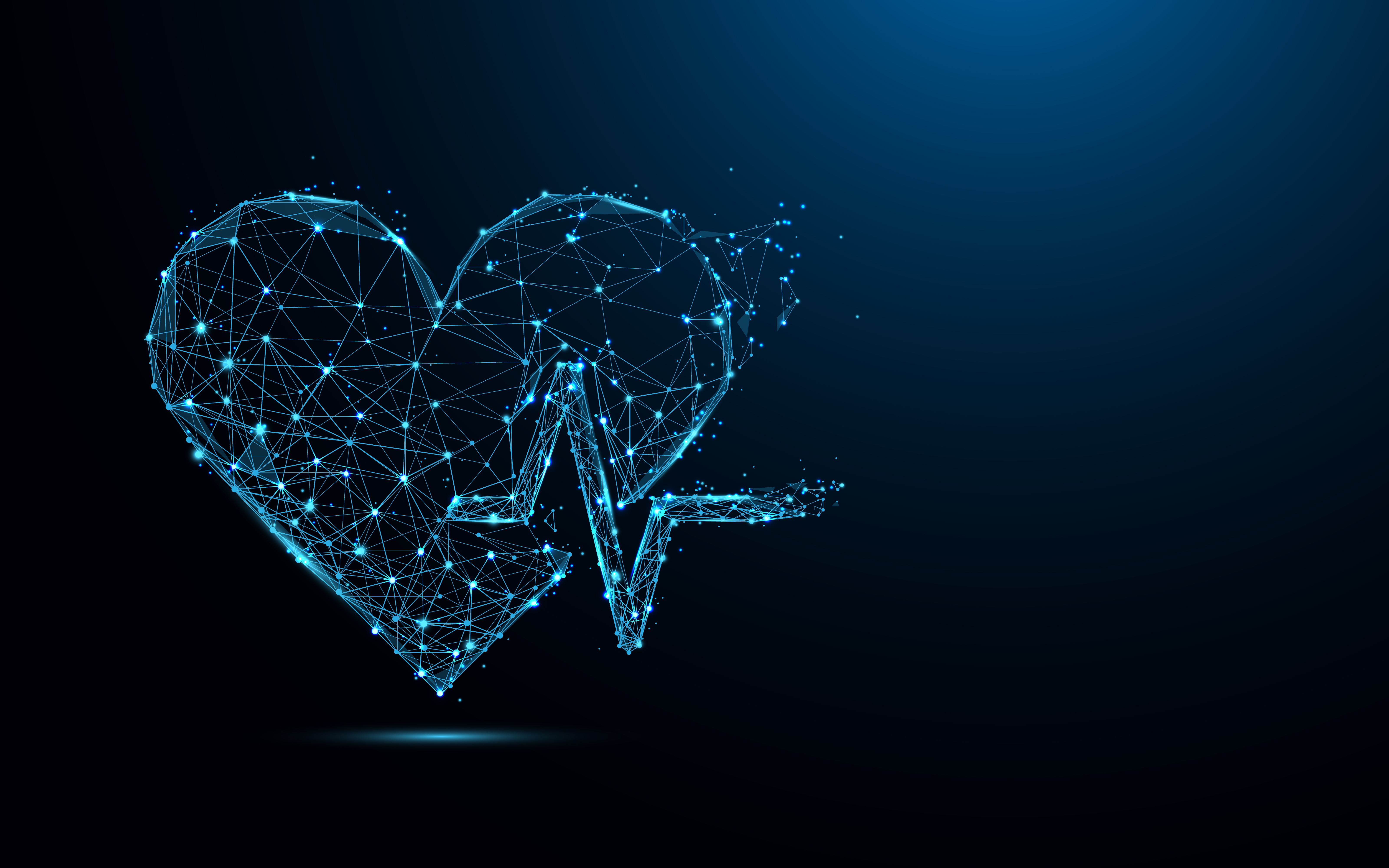 Hidden health importance of your heart - with NES body-field scan and therapy you can improve your well being and health right from the comfort of your home.