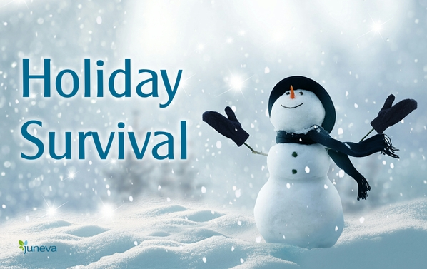 Holiday survival - with NES infoceuticals.
