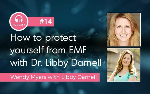 How to protect yourself from EMF - a supercharged podcast.