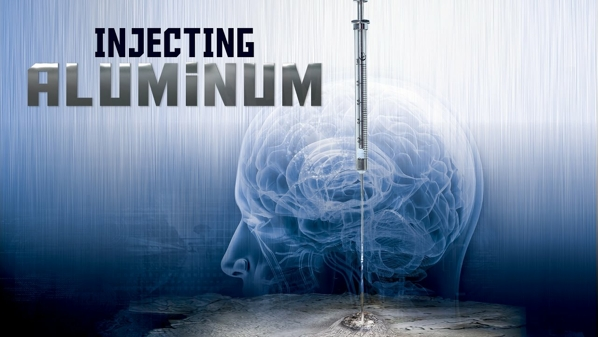 Injecting aluminum - all vaccines do.