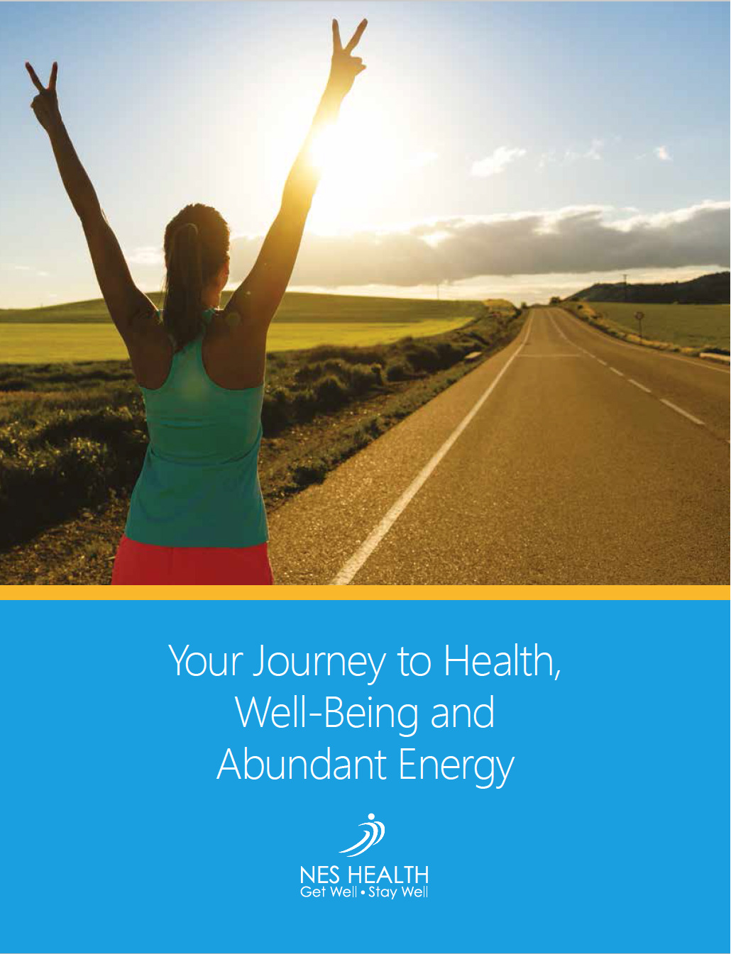 NES Health journey to health ebook.