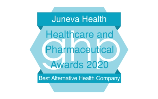 Juneva receives a 2020 healthcare and pharmaceutical award from GHP magazine