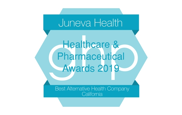 Juneva receives a 2019 healthcare and pharmaceutical award from GHP magazine