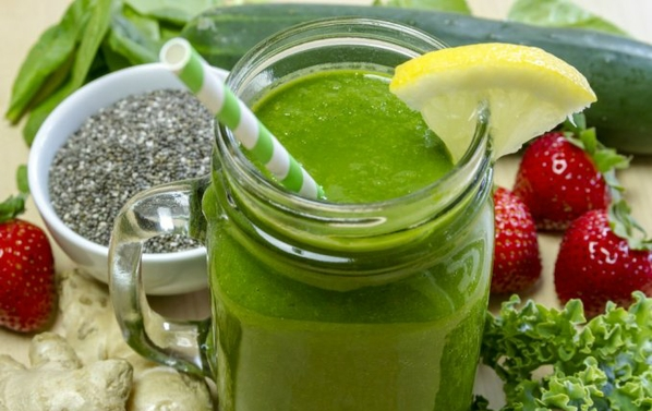 Kidney Blood Cleansing Juice - bioenergetic cooking recipe.