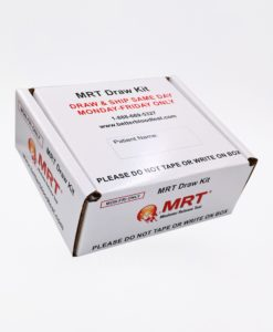 Mediator Release Test (MRT) kit is the #1 food sensitivity lab test that helps identify your superfoods.