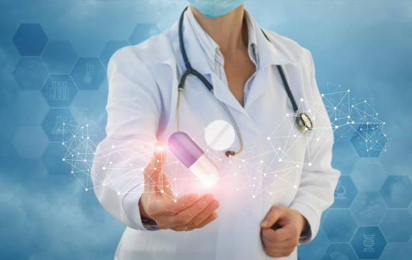 Modern medicine's symptomatic focus.