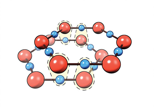 Molecule structure.