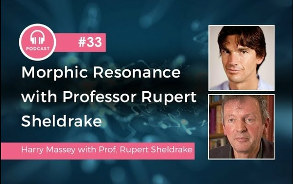 How morphic resonance influences our health - a supercharged podcast. Morphic Resonance is a foundational element in bioenergetics.