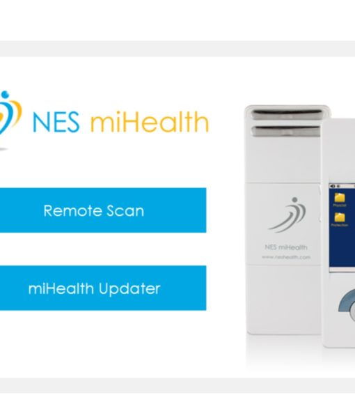 NES remote body field scan and bioenergetic therapy for remote (telehealth) sessions.
