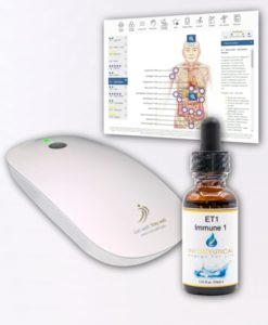 Start your healing journey with the NES Scanner, body field scan and NES Infoceuticals as bundled package now on sale.