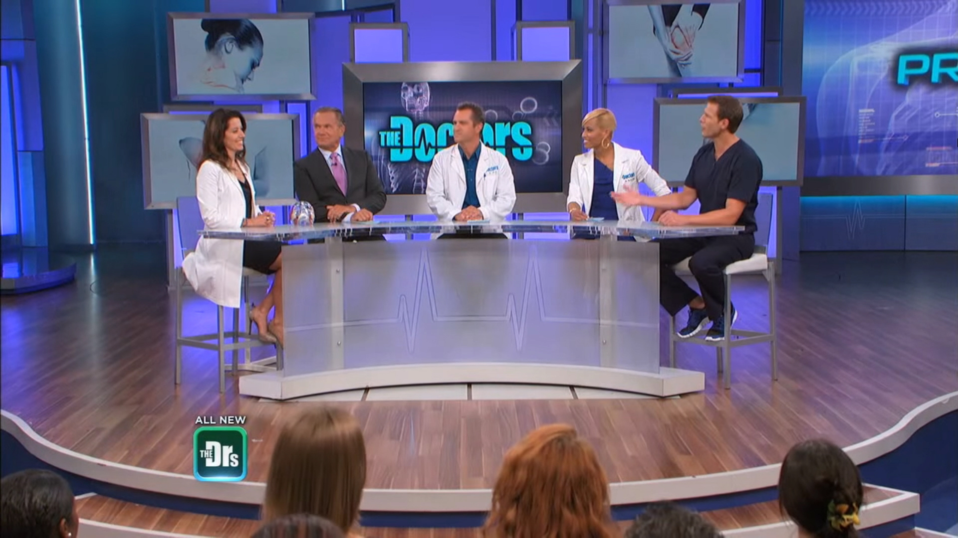 NES miHealth - as seen on The Doctors show.