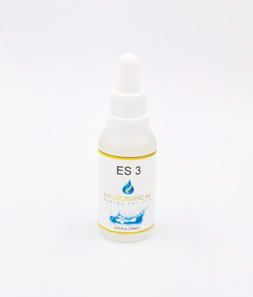 NES Nerve Function Star (ES-3) Infoceutical - bioenergetic remedy for naturally restoring healthy mind body patterns, by removing energy blockages and correcting information distortions in the body field.