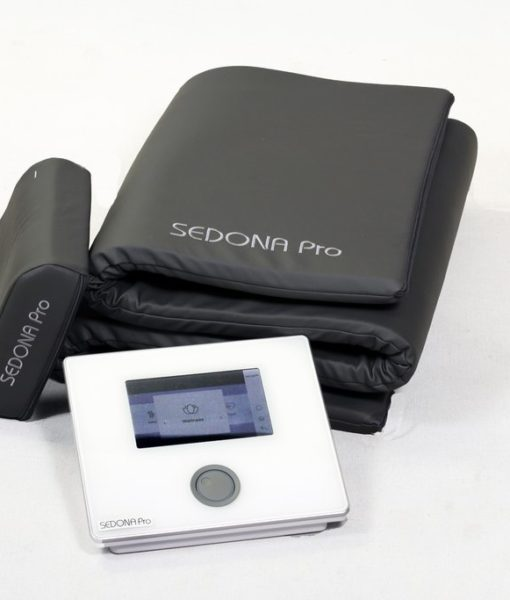 Sedona Pro Complete System - a powerful, non-invasive, bioenergetic experience that brings relief from many acute and chronic issues.
