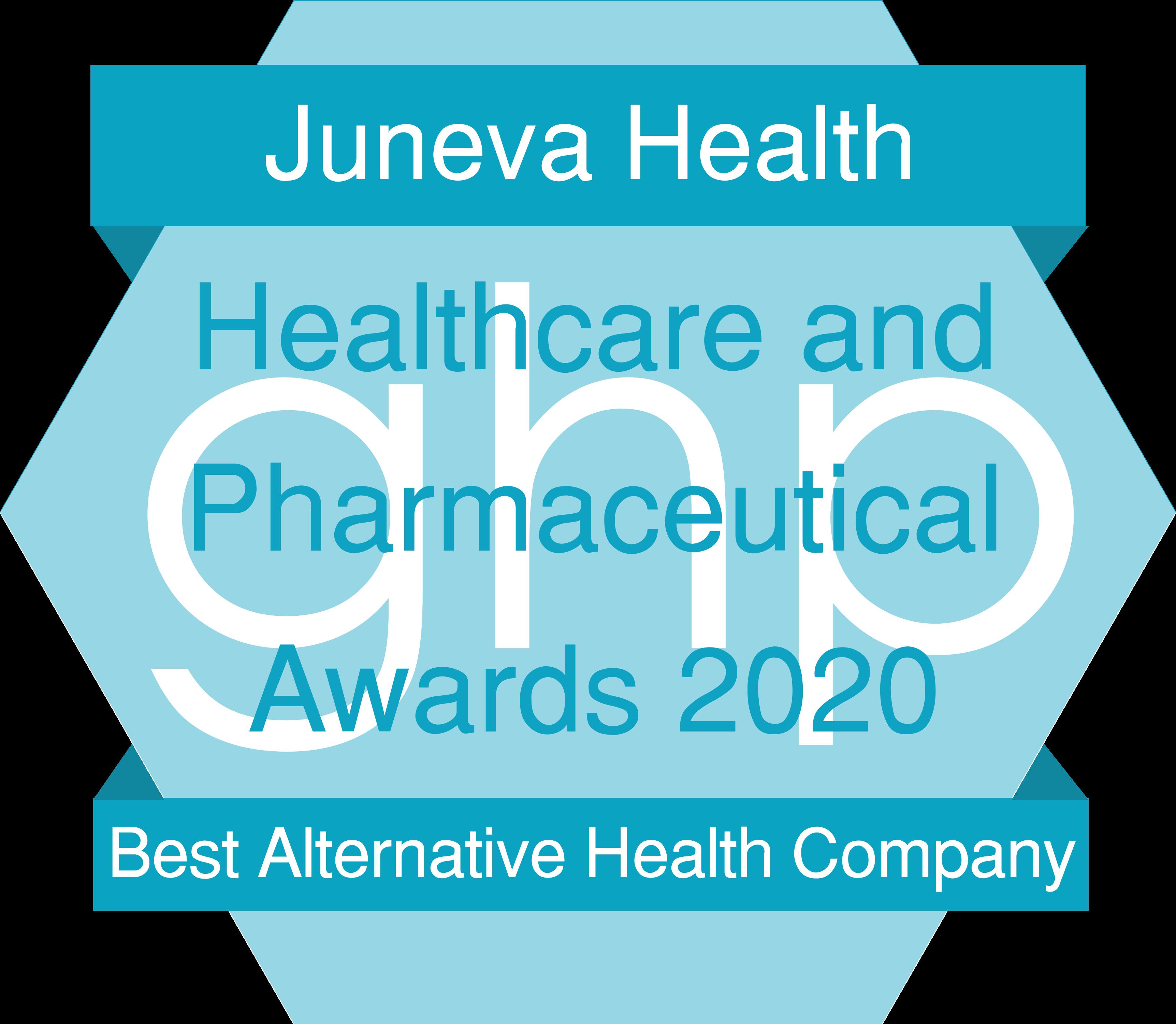 Juneva Health Best Alternative Health Company 2020
