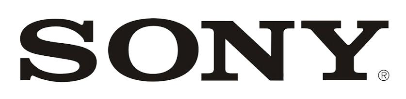 Sony company logo.