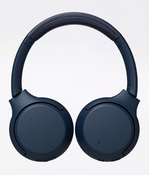 Sony WH-XB700 bluetooth wireless headphones with exceptional bass for deep punchy sound.