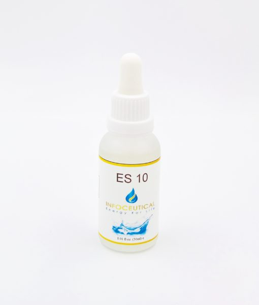 NES Stress/Video Function Star (ES-10) Infoceutical - bioenergetic remedy for naturally restoring healthy mind body patterns, by removing energy blockages and correcting information distortions in the body field.