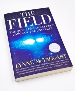The field: the quest for the secret force of the universe book - a journey into the exciting arena of science called the Zero-Point Field that could be the key to understanding supernatural forces, healing energy, and the nature of consciousness.