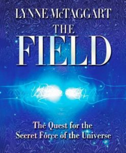 The field: the quest for the secret force of the universe CD cover.