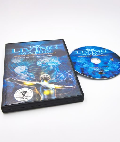 The living matrix DVD - a film about the science of information as medicine.