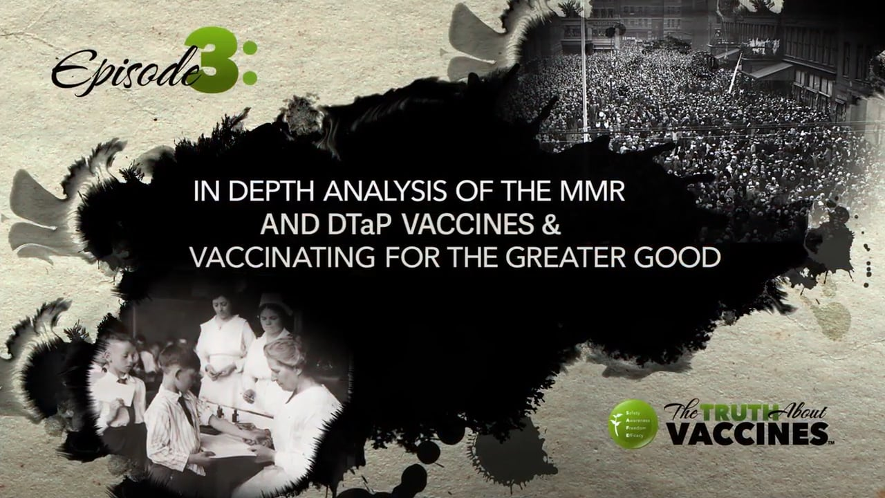 The Truth About Vaccines 2020 - Episode 3